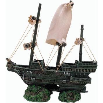 Marina Sunken Ship