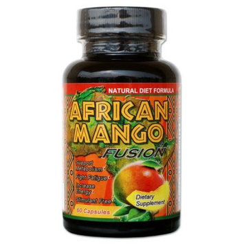 Nutri-fusion Systems Fusion Diet Systems African Mango Fusion, Capsules