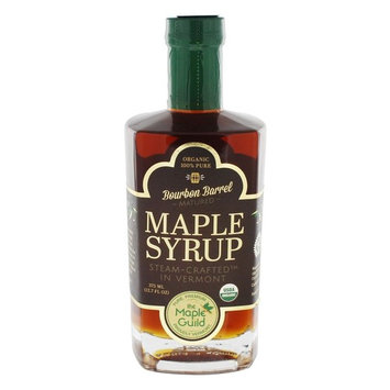 Organic Bourbon Barrel Matured Maple Syrup - 12.7 fl. oz.