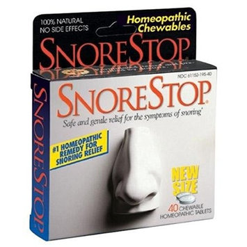 Snore Stop Chewable Snore Stop 40 Chewable: Health & Personal Care