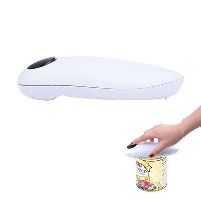 Electric Can Opener, Restaurant can opener, Smooth Edge Automatic Electric Can Opener