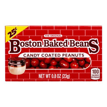 Boston Baked Beans Candy Coated Peanuts, 0.8 Oz, 24 Ct (Innerpack of 24)