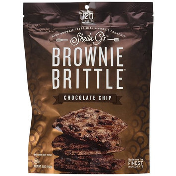 Sheila G's Brownie Brittle Chocolate Chip - 6 Pack - 5oz.