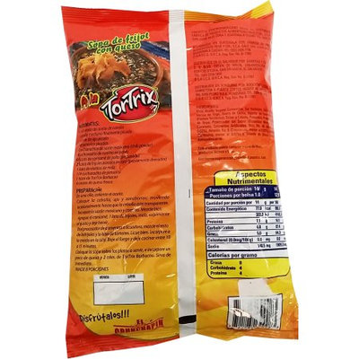 Fillers Tortrix Barbecue 6.35 oz -Tortrix Barbacoa Paquete Familiar (Pack of 8)