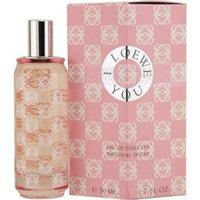 I Loewe You by Loewe for Women. Eau De Toilette Spray 1.7-Ounces