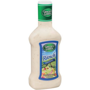 Richelieu Foods, Inc. Ranch Dressing 16 Fluid Ounce Plastic Bottle