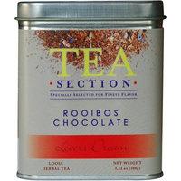 Tea Section Lovers Dream Rooibos Chocolate Loose Herbal Tea, 3.52 oz