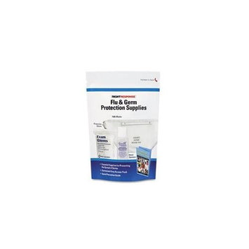 Flu-Germ Protection Kit, 5 Pieces