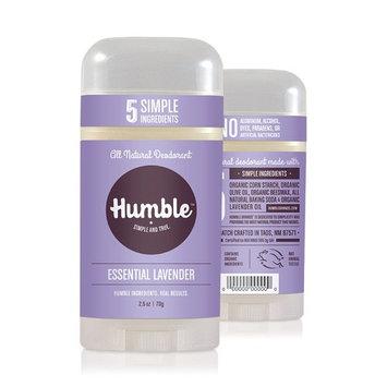 Humble Essential Lavender All Natural Deodorant