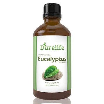 EUCALYPTUS Essential Oil 4 Oz Large Bottle By DureLife