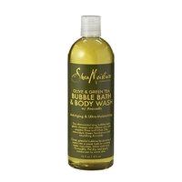 SheaMoisture Olive & Green Tea Bubble Bath & Body Wash?6 Ounces by Shea Moisture