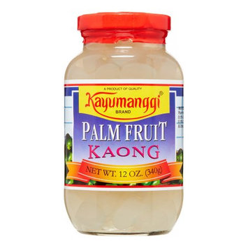 Kayumanggi Palm Fruit White (Small), 12 Ounce