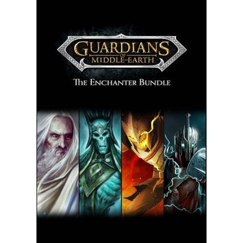 Warner Brothers Guardians of Middle-Earth: The Enchanter Bundle (PC) (Digital Download)
