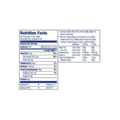 SNICKERS Hazelnut Sharing Size Chocolate Candy Bars 3.23-Ounce Bar 24-Count Box