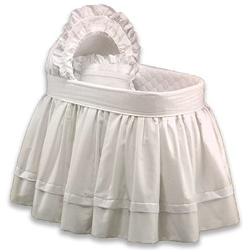 aBaby Hip Haute Liner Skirt/Hood, White, 13