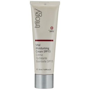 Trilogy Vital Moisturising Cream SPF 15 50ml