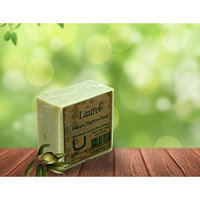 6 pack Hand-made Olive-oil Daphne Traditional Turkish Soap with Laurel Oil Vegan