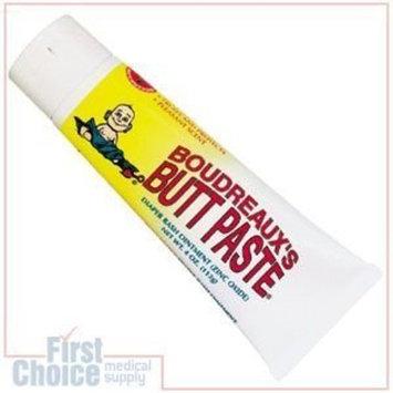 Boudreaux's Butt Paste Diaper Rash Ointment   Original   4 oz. Tube   Paraben & Preservative Free
