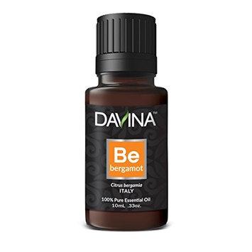 Bergamot Essential Oil 10ml Therapeutic Grade by Davina