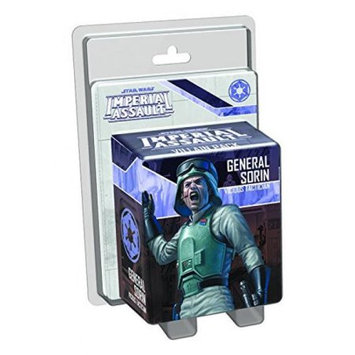 Star Wars Imperial Assault General Sorin Villain Pack Board Game FFGSWI20 Fantasy Flight Games