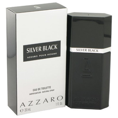 Silver Black By Loris Azzaro Edt Spray 1 Oz Men