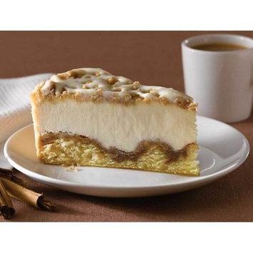 Elis Cinnamon Roll Streusel Cheesecake, 66 Ounce - 2 per case.