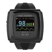 Innovo 50F PLUS Bluetooth enabled Color OLED Wrist Pulse Oximeter with Snugfit probe