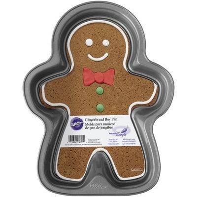 Wilton Industries, Inc. Wilton Treats Made Simple Gingerbread Boy Pan