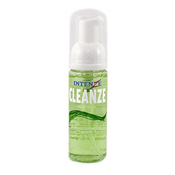 Intenze Tattoo Aftercare Cleanze Anti Septic Ready to Use Spray Alcohol Free, 1.7 Ounce Bottle