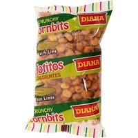 Prodiana Cornbits Lime Snack 4.30 oz - Elotitos con Limon (Pack of 35)
