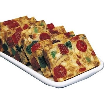 FRUIT CAKE Boxed -1 lb Regular Recipe Claxton Fruitcake