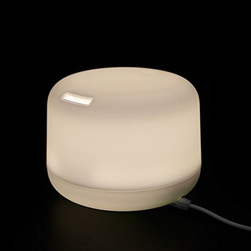Zoohuu Essential Oil Diffuser Aroma With LED Light Cool Mist Humidifier with Adjustable Mist Mode,Waterless Auto Shut-off