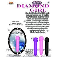 Diamond Girl Mini Vibe MS-Black