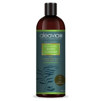 Aleavia Prebiotic Unscented All Natural Body Wash (16 oz) | With Aloe Vera For Healthy Skin, Eczema, Psoriasis, Rosacea, Acne & Skin Allergies & Rashes | 100% Pure, Organic & Paraben-Free