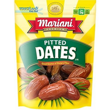 Mariani – Pitted Dates 100% Natural Fat Free – 40-Ounce – 2 Pack