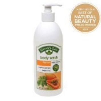 Nature's Gate Velvet Moisture Body Wash - Papaya - 18 oz - 2 pk SOLD BY Prefectmart THANK YOU