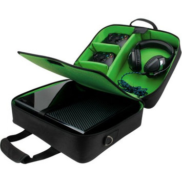 Accessory Power Xbox One/Xbox 1 X Travel Case Console Bag with Kinect Storage
