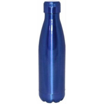 Gourmet Home Products 25 oz Double Wall Vacuum Insulated Stainless Steel Sports Bottle, Glossy Lacquered
