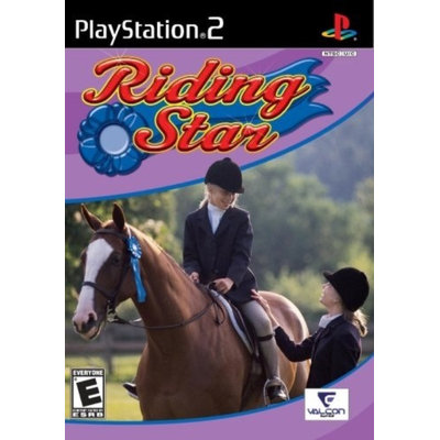 Nintendo Riding Star (Sony PlayStation 2, 2008) Brand New And Sealed!