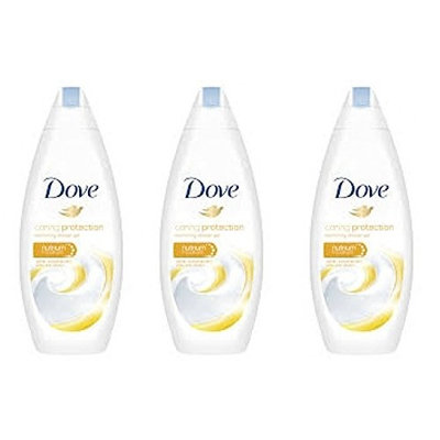 Dove Body Wash Caring 13.5 Oz (Pack Of 3)