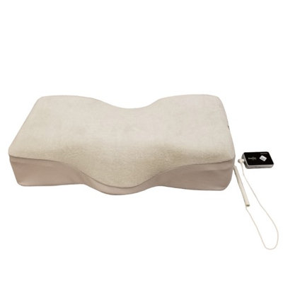 Bonecon Bone Conduction Music Sound Therapy Neck and Cervical Traction High Density Magic Memory Foam Standard Size Sleeping Pillow