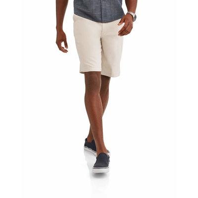 Big Men's Flat Front Short