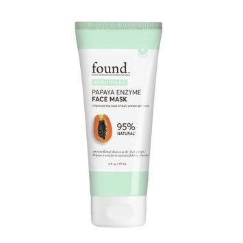 Hatchbeauty Products FOUND BRIGHTENING Papaya Enzyme Face Mask, 6 fl oz