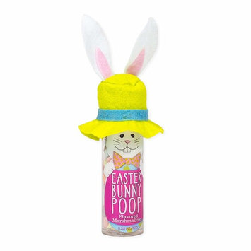 Easter Bunny Poop 7.9g Flavored Mini Marshmallows in Decorative Tube