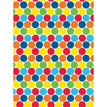 Creative Converting 324569 72 x 54 in. Photo Booth Backdrop Polda Dots