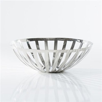 Torre & Tagus Arena Stainless Steel Rib Bowl - Small