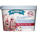 Belfonte Cherry Choco Chip Frozen Yogurt