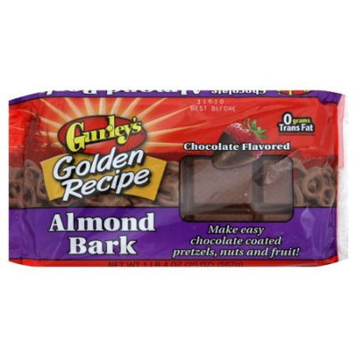 Gurley's Almond Bark Choc 20 OZ (Pack Of 12)