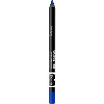 Kokie Professional Velvet Smooth Eyeliner, Royal Blue, 0.04 oz
