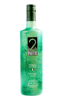 2nite Vodka Alpine Mint